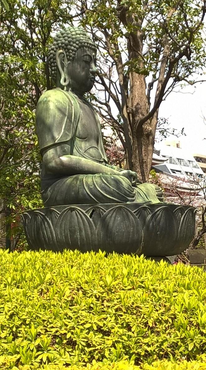 Tokyo Senso-ji buddha 170402